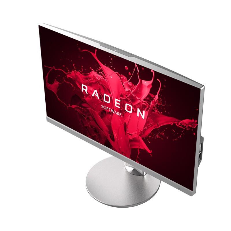 限地区 : IPASON 攀升 商睿P23 23.8英寸一体机电脑(R5-4650G、16GB、512GB SSD)