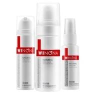 WINONA 薇诺娜 油性敏感肌护理舒缓三件套(控油洁面泡沫50ml+控油爽肤水30ml+控油凝露15g)