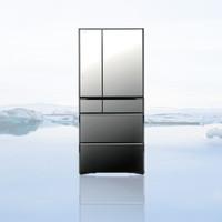 HITACHI 日立 R-WXC690KC 多门冰箱 670升