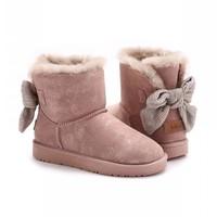 OZWEAR UGG OB454 女款雪地靴