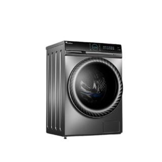 LittleSwan 小天鹅 水魔方系列 TG100V88WMUIADY5 滚筒洗衣机 10kg 银色