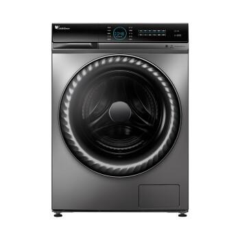 LittleSwan 小天鹅 水魔方系列 TG100V88WMUIADY5 滚筒洗衣机 10kg 巴赫银
