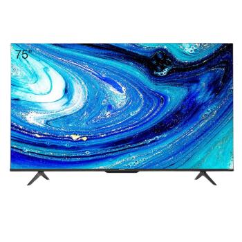 Hisense 海信 E3F-PRO系列 75E3F-PRO 75英寸 4K超清智能电视