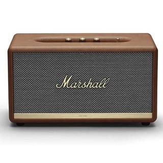 中亚Prime会员 : Marshall 马歇尔 Stanmore II 蓝牙扬声器 棕色