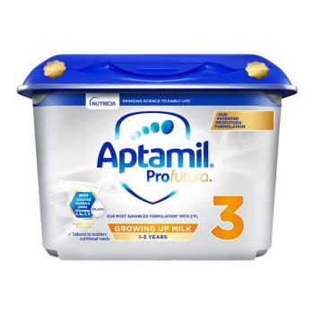 Aptamil 爱他美 英国白金版 婴幼儿奶粉 2段 800g