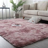 移动专享:天鸣 北欧长毛绒地毯  40*60cm