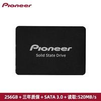 Pioneer 先锋 SL2系列 256G SSD固态硬盘 SATA3.0接口