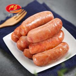 方氏 火山石烤肠原味 500g *2件