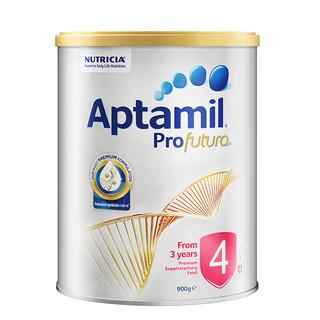Aptamil 爱他美 白金版 儿童配方奶粉 4段 900g