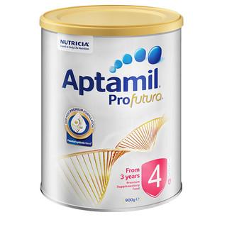 Aptamil 爱他美 白金版 儿童奶粉 澳版 4段 900g