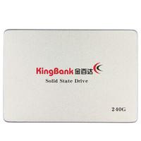 25日0点:KINGBANK 金百达  KP330 SATA3 固态硬盘 240GB