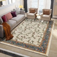 绅士狗 客厅地毯 浅驼色 1.6*2.3m 重约15.8斤