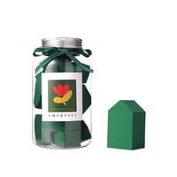 AMORTALS 尔木萄 海绵块粉扑 12枚/罐 3色可选