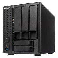 QNAP 威联通 TS-551 NAS网络存储器 五盘位 + 4TB 希捷酷狼硬盘