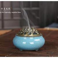 思友 室内香炉(防火垫+40粒塔香)
