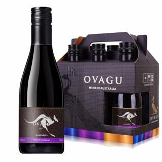 FRANNY 法郎妮 澳瓦图干红葡萄酒 187ml*6支