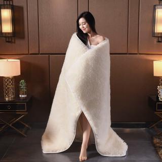 兰序 加厚榻榻米羊毛床垫 150*200cm