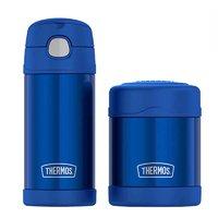 26日10点、考拉海购黑卡会员:Thermos 膳魔师 不锈钢保温杯355ml+食物罐290ml