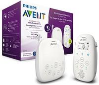 Philips 飞利浦 Avent 婴儿音频监视器 SCD713/26,DECT技术
