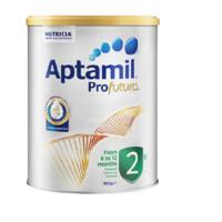 Aptamil 爱他美 白金版 较大婴儿奶粉 澳版 2段 900g