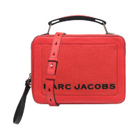 MARC JACOBS 马克雅克布 女士经典logo印花双拉链大容量手提单肩斜挎包 *3件