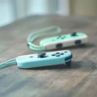 日版Nintendo 任天堂 Switch游戏机 续航增强版 动物之森限定