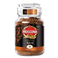 Moccona  摩可纳 特浓冻干速溶咖啡 200g/瓶 *3件