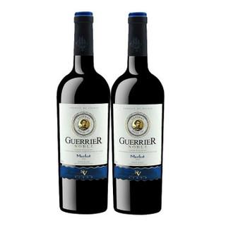 雷沃堡酒庄 拉朗德波美侯右岸美乐 雷沃将军干红葡萄酒 750mL*2支