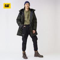 CAT 卡特彼勒 CH8MODJK313A96 男子羽绒服+男士休闲靴