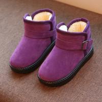 Kadingtong  卡叮童  儿童雪地靴