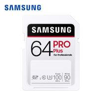 新品发售:SAMSUNG 三星 PRO Plus SD 存储卡 64GB
