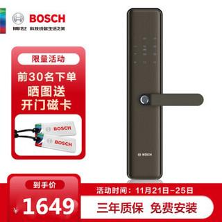 博世(BOSCH) 指纹锁智能门锁