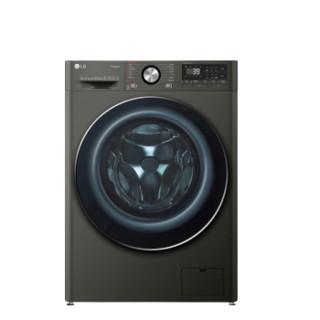 LG 乐金 FQ10BV4 全自动滚筒洗衣机 10.5kg 耀岩黑
