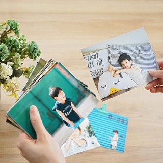 米莫印品 照片冲印 绒面相纸 5寸 30张
