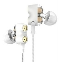 Langsdom 兰士顿 D2 双动圈入耳式有线耳机 无麦版