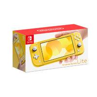 百亿补贴:任天堂Switch Lite掌机NS游戏机 迷你版掌机 多色款限定主机 日版