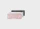 小米米物双模蓝牙键盘双系统一键切换无线键盘便携轻薄85键笔记本 129元包邮 (黑卡可抵扣19.35元)