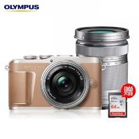 OLYMPUS 奥林巴斯 E-PL10 数码相机 14-42mm+40-150mm双镜头套机