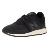 new balance 247系列 女士跑鞋 WRL247WN  黑色 36