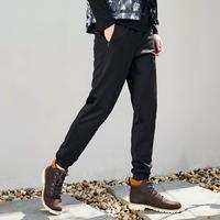 暖爱季:Uleemark 抓绒保暖针织长裤