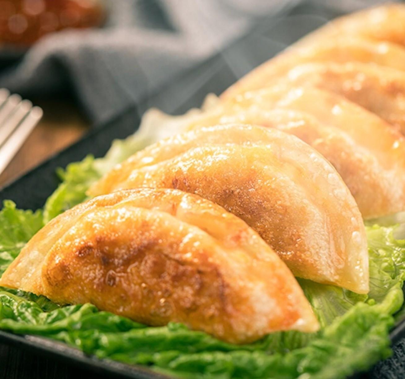 bibigo  必品阁  煎饺速冻水饺  250g*8包