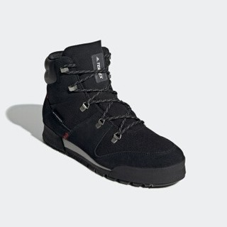 adidas 阿迪达斯 Terrex SNOWPITCH CW 男士休闲运动鞋 FV5163 黑色 42