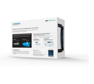 LINKSYS 领势 WRT3200ACM 双频开源路由器