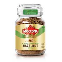 有券的上:Moccona 摩可纳 冻干速溶咖啡粉 榛果风味 95g *4件