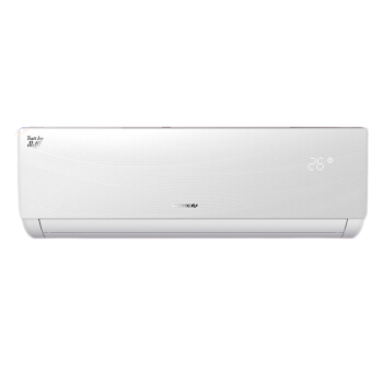 GREE 格力 品悦系列 KFR-26GW/(26592)FNhAa-A1 大1匹 变频 壁挂式空调 清爽白
