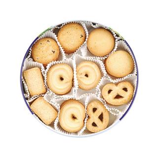 Danisa 皇冠丹麦曲奇 饼干 原味 163g*3盒