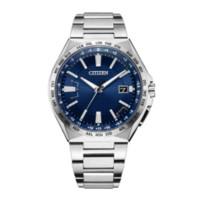 CITIZEN 西铁城 光动能腕表系列 CB021 多局电波男士光动能手表