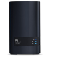 Western Digital 西部数据 My Cloud EX2 Ultra 网络存储设备 8TB