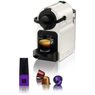 KRUPS 克鲁伯 Inissia系列 XN1001 胶囊咖啡机 白色