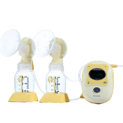 medela 美德乐 飞韵系列 0420004 双边电动吸奶器